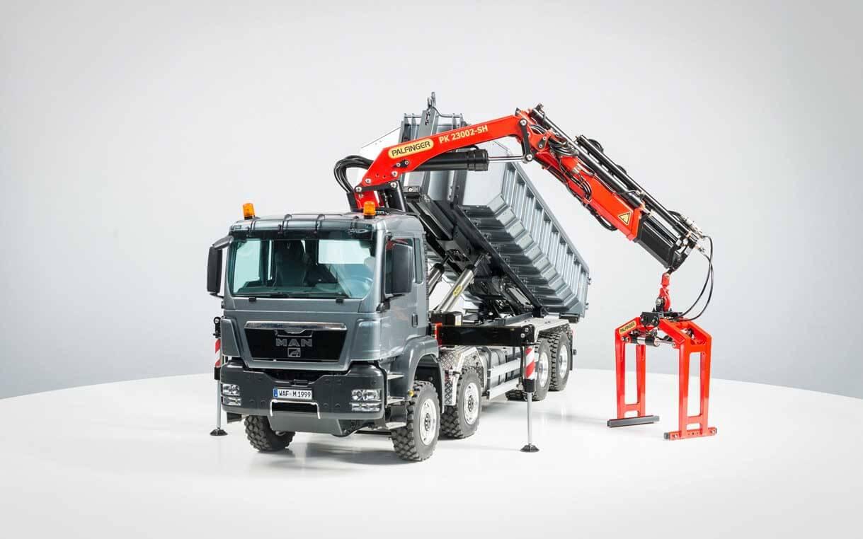 Model Palfinger loading crane PK 23002 PH in 1:14 5 scale
